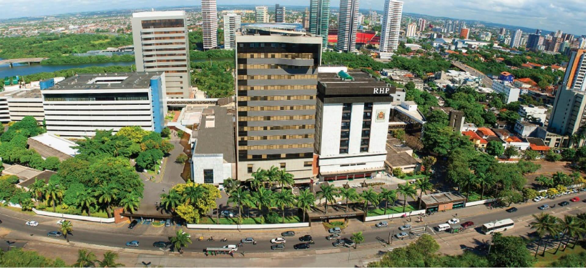 Estudo de caso: Câmeras de última geração da Dahua Technology são instaladas em Hospital referência no Brasil.