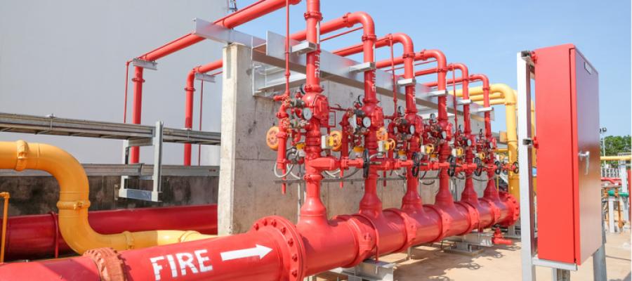 Mercado de sistemas de proteção contra incêndio atingirá US $84,6 bilhões em cinco anos
